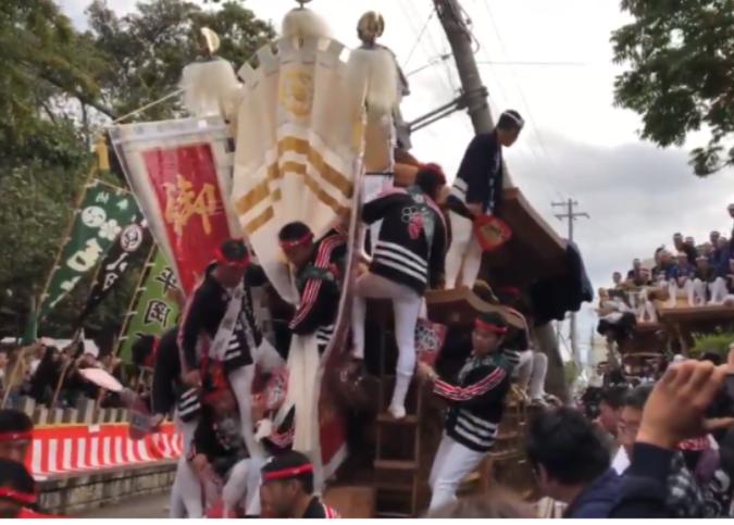 だんじり 祭り 事故 2019